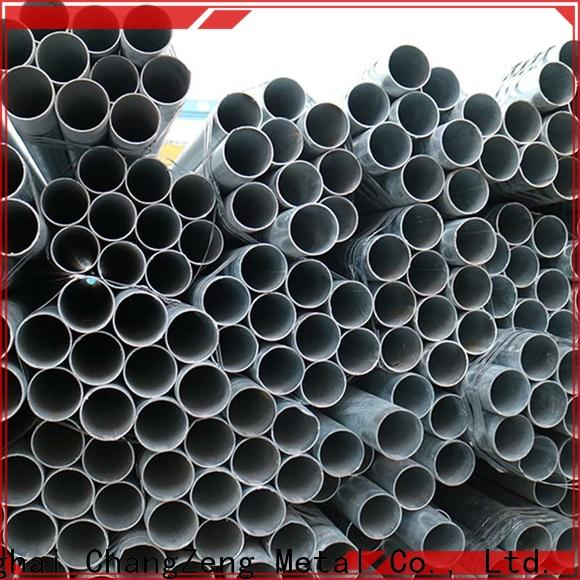 ChangZeng 2 inch steel pipe for sale factory for channel