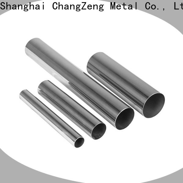 Wholesale steel pipe ends customized for channel