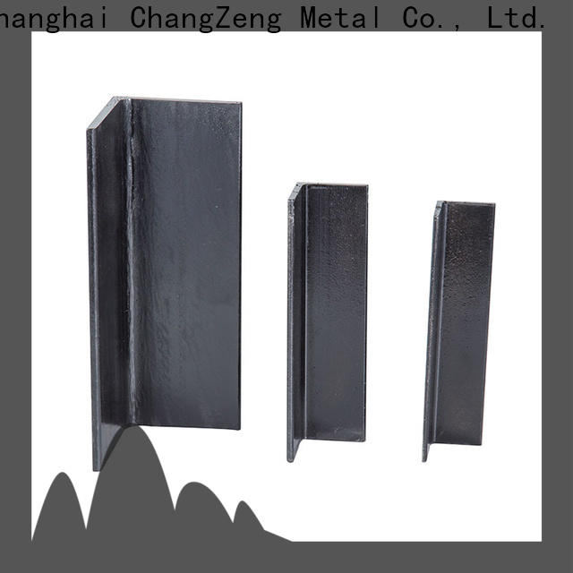 ChangZeng structural section properties Supply for channel