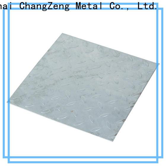 ChangZeng Latest 28 gauge aluminum sheet Supply for industrial