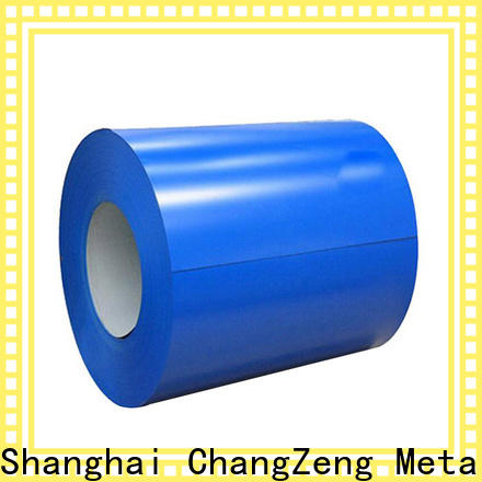 ChangZeng hot rolled stainless steel coil Supply for construction