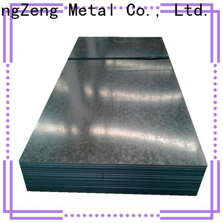 ChangZeng Wholesale stainless steel sheet suppliers with good price for commercial