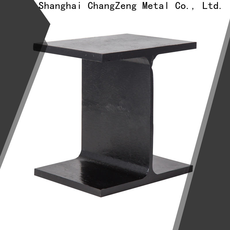 ChangZeng sturdy steel column shapes company for construct