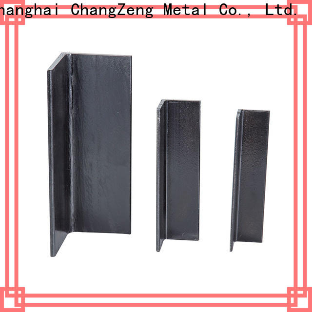 professional extruded steel sections manufacturers for building