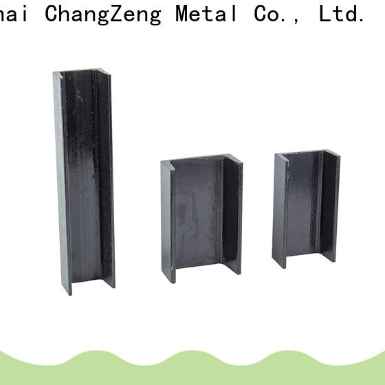 ChangZeng sturdy carbon steel profiles factory for construct
