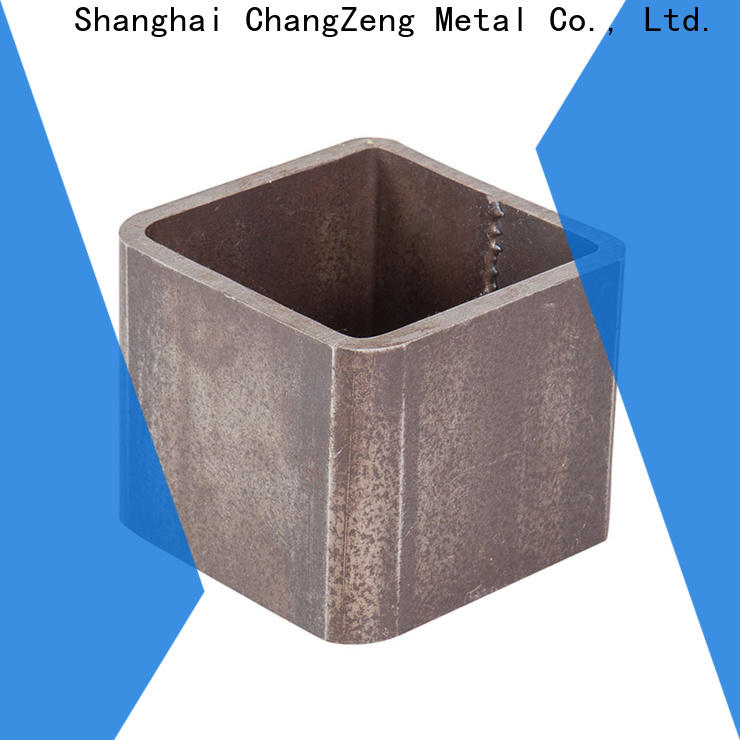 ChangZeng durable 2.5 black pipe manufacturer for building