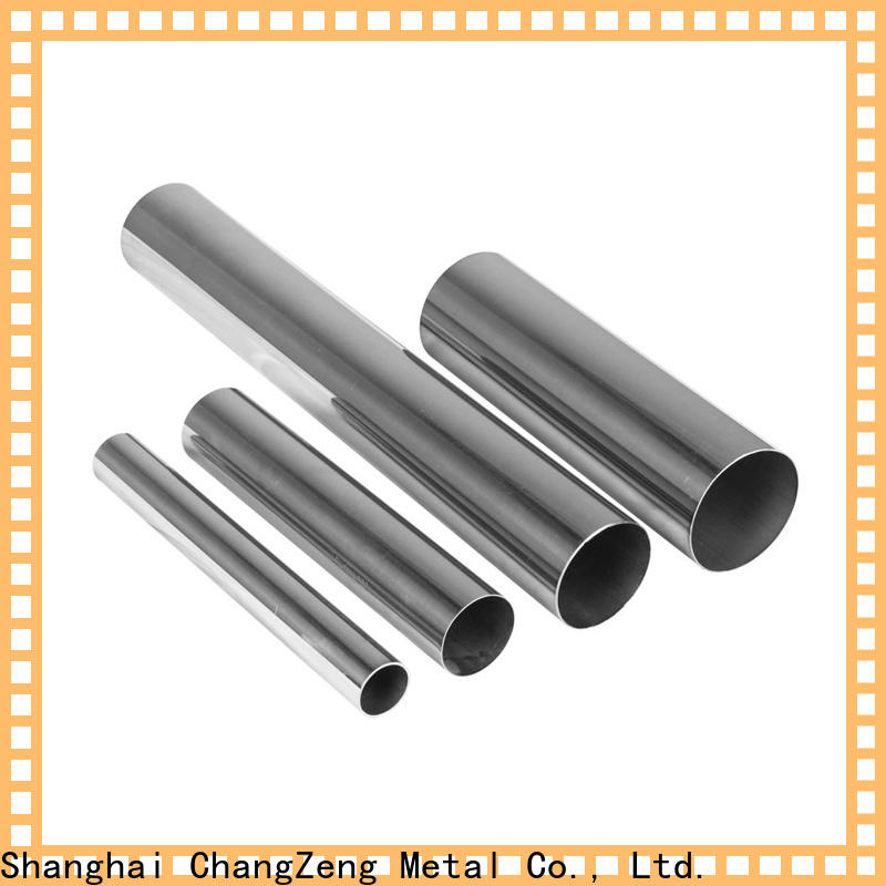 ChangZeng 1 inch threaded steel pipe factory for construct