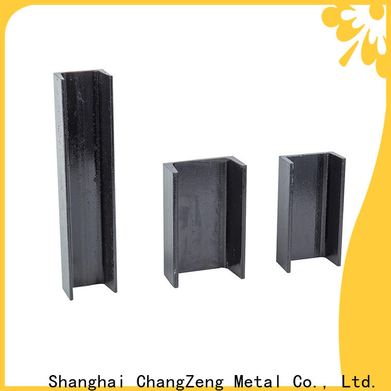 ChangZeng quality cold rolled steel profiles wholesale for building