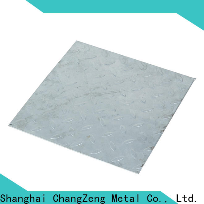 ChangZeng 18 gauge stainless steel sheet metal for business for commercial