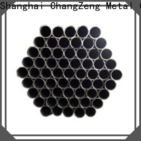 ChangZeng galvanized 2 carbon steel pipe factory for building