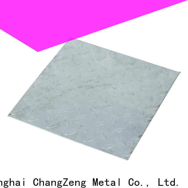 New stainless steel metal plate factory for construction