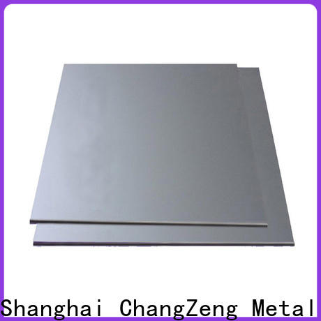 Custom stainless steel flat sheet company for industrial