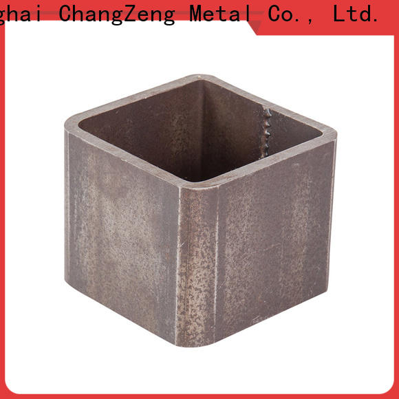 ChangZeng Best galvanized steel tube company for building