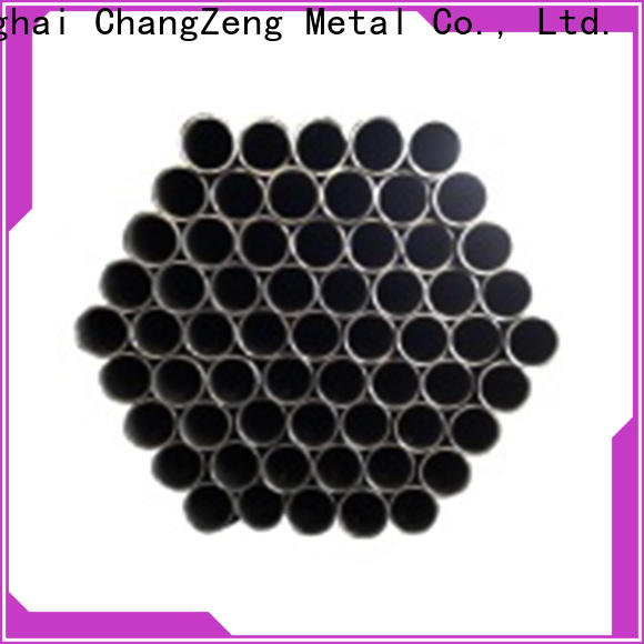 ChangZeng steel pipe manufacturers factory for building