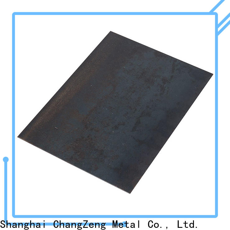 ChangZeng custom cut stainless steel sheets for business for construction