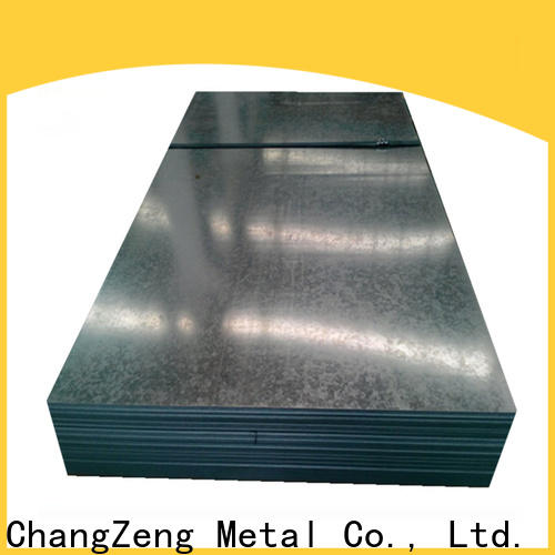 ChangZeng New heavy gauge sheet metal with good price for industry