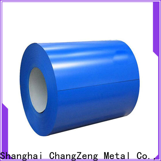 ChangZeng Custom hot rolled steel coil for business for construction