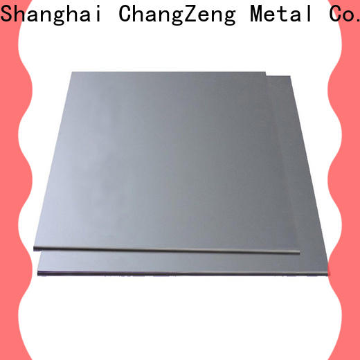 ChangZeng rolled steel sheet factory for industrial