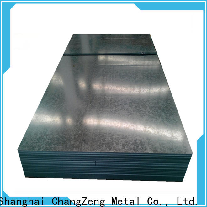Latest 14 gauge galvanized sheet metal for business for industrial