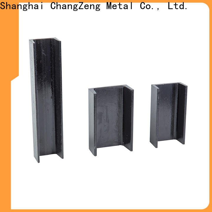 ChangZeng New Angle Profile Steel factory price for construct