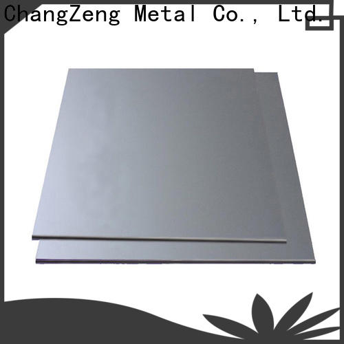 ChangZeng New 14 gauge sheet metal prices manufacturers for construction