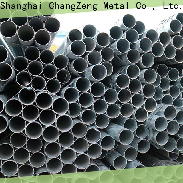 ChangZeng reliable steel pipe ends Supply for beam