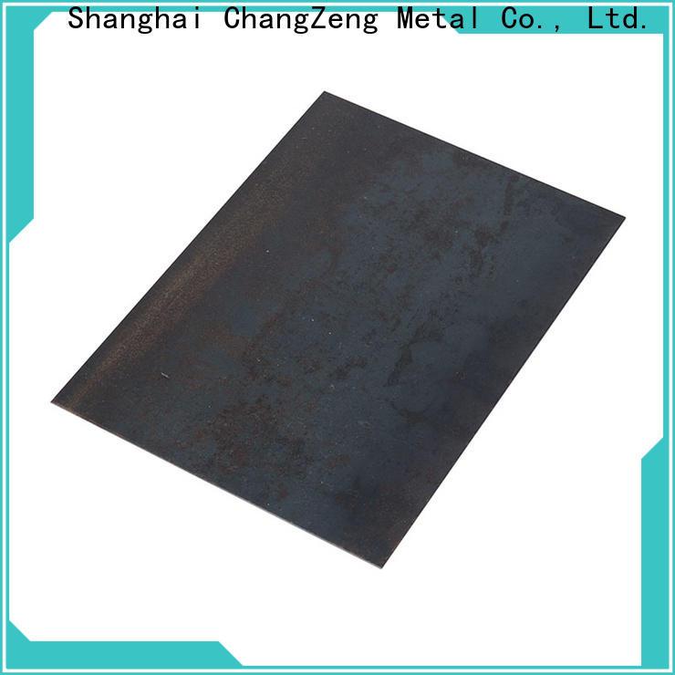 ChangZeng 14 gauge aluminum sheet metal company for construction