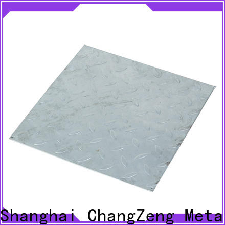 ChangZeng small stainless steel sheet company for industrial