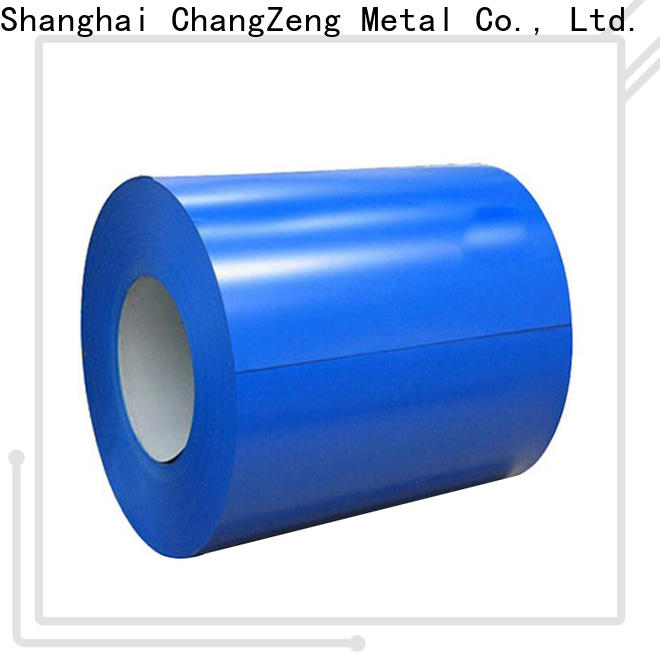ChangZeng steel rolls manufacturers supplier for construction