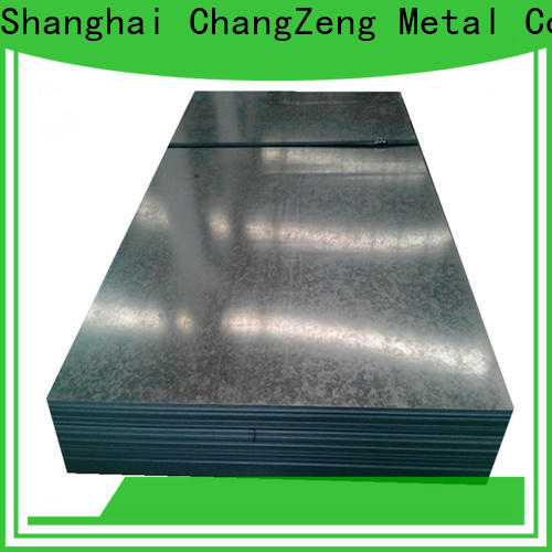 Custom 12 gauge galvanized sheet metal company for commercial