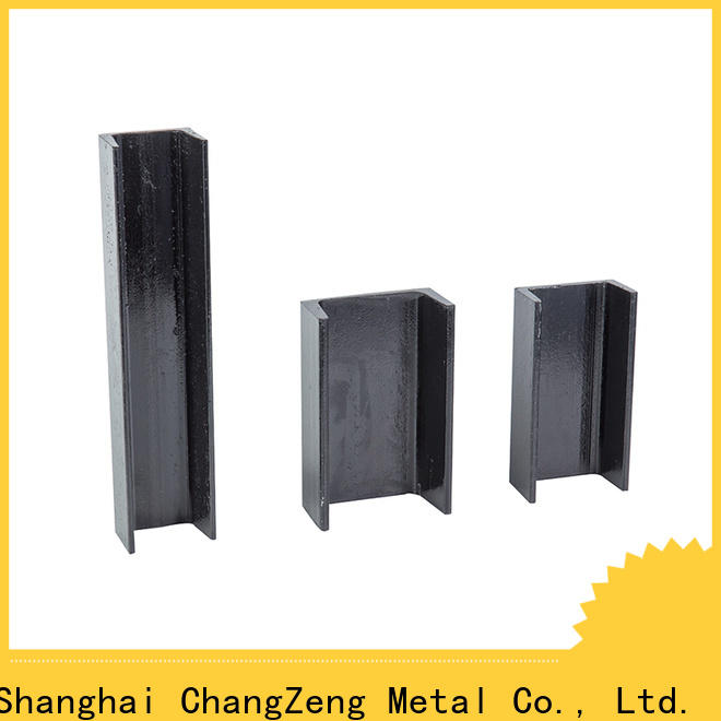 ChangZeng standard wide flange beam sizes manufacturers for construct