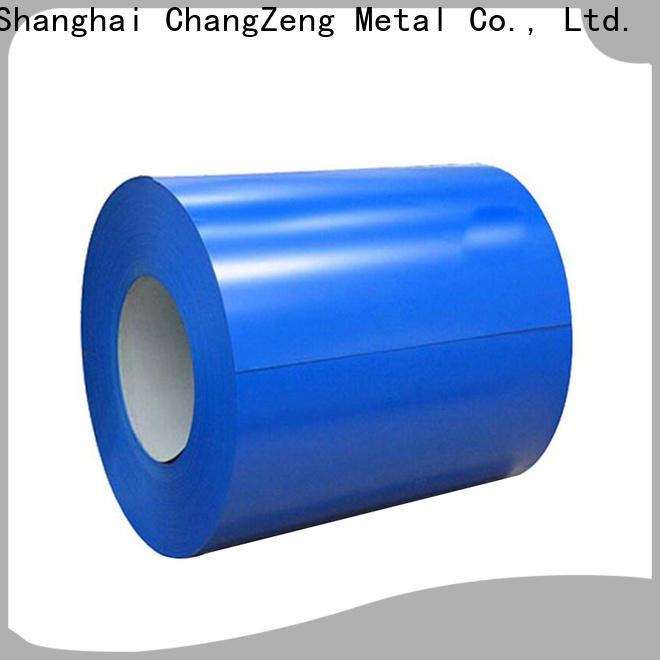 ChangZeng hot rolled stainless steel coil supplier for commercial