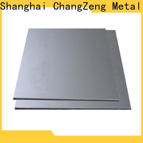 ChangZeng inox sheet metal company for construction