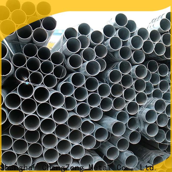ChangZeng 6 sch 40 steel pipe for business for building