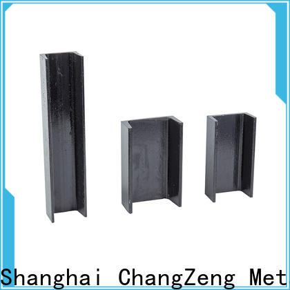 sturdy galvanised steel sections factory for building