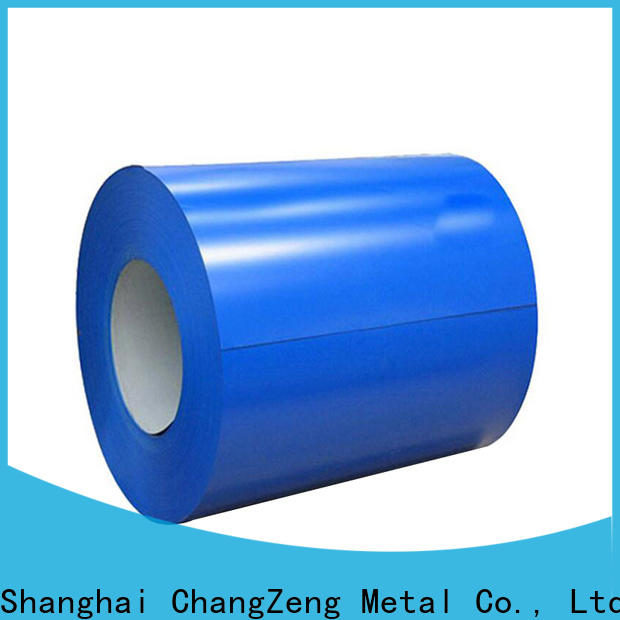 ChangZeng galvanized steel coil suppliers for construction