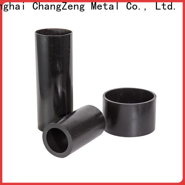 ChangZeng black steel pipe price Supply for channel