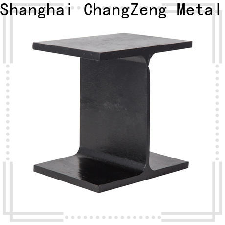 ChangZeng stable imperial steel section sizes Supply for beam