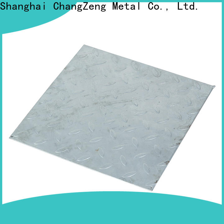 ChangZeng steel sheet metal cost for business for industrial