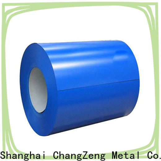 ChangZeng carbon steel coil suppliers supplier for industrial