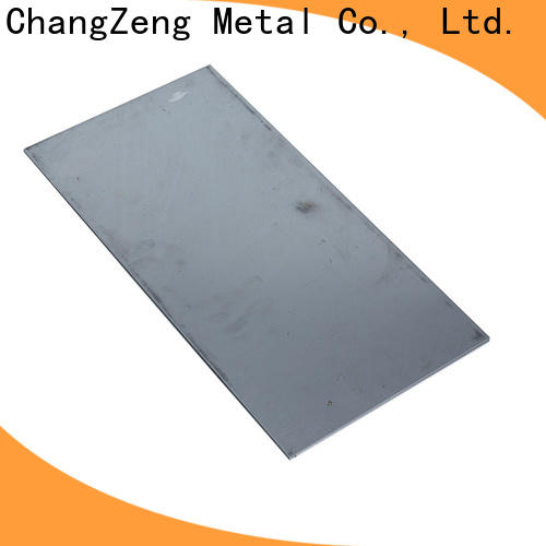 ChangZeng 9 gauge steel sheet with good price for industry