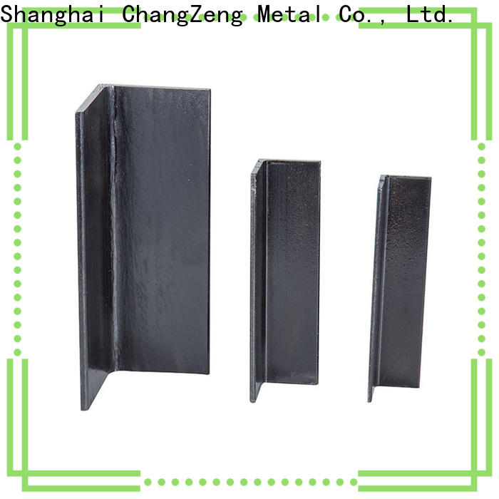 New structural steel section properties company for channel
