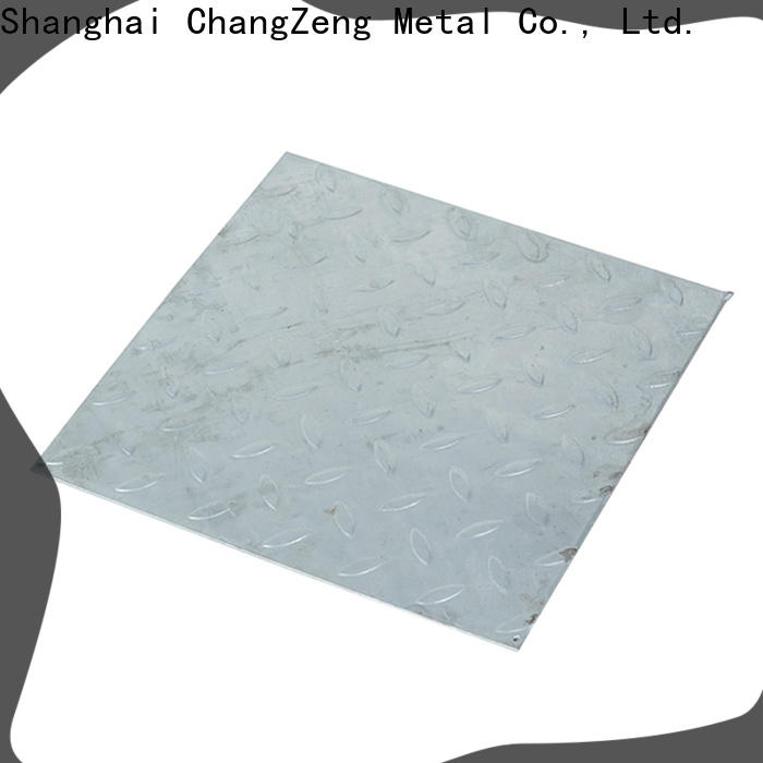 ChangZeng 4 x 12 sheet metal manufacturers for industry