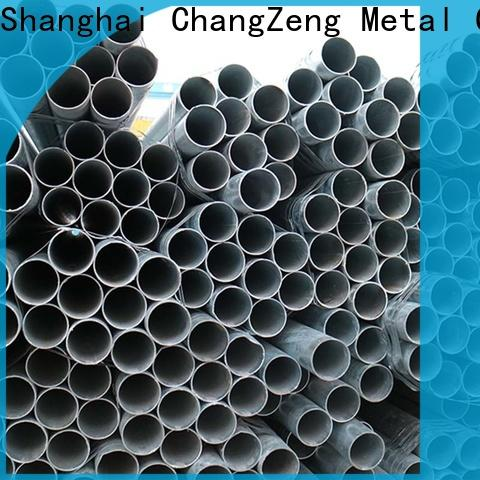 ChangZeng High-quality Steel Pipe Supply from China for channel