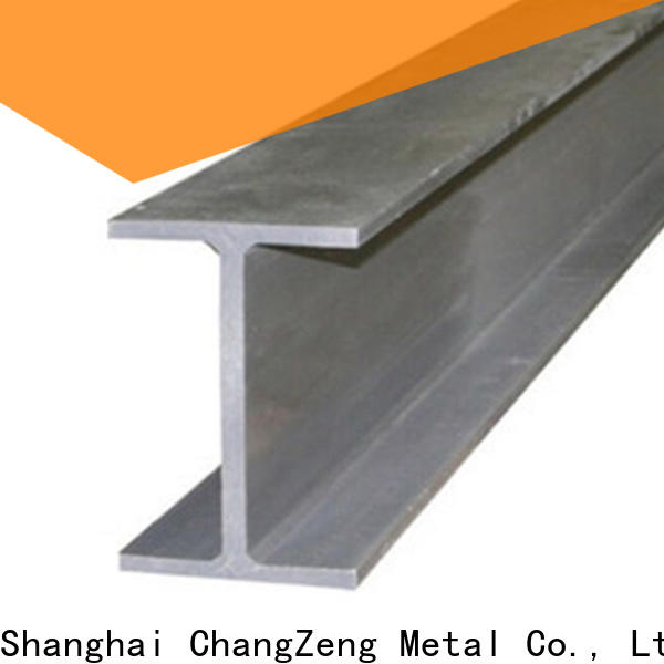ChangZeng Top standard t section steel sizes company for channel