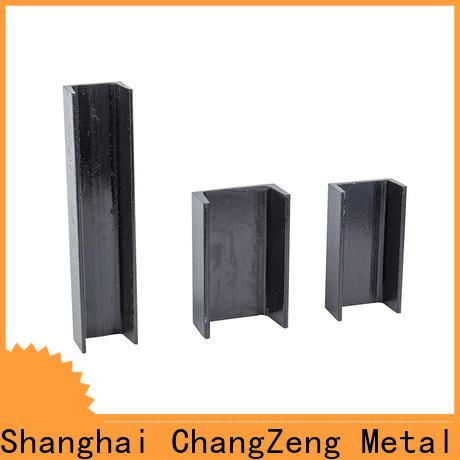 ChangZeng Best rsj steel beams section properties factory for construct