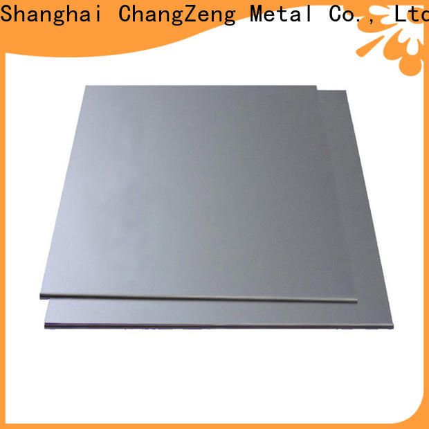 ChangZeng 13 gauge steel sheet with good price for commercial