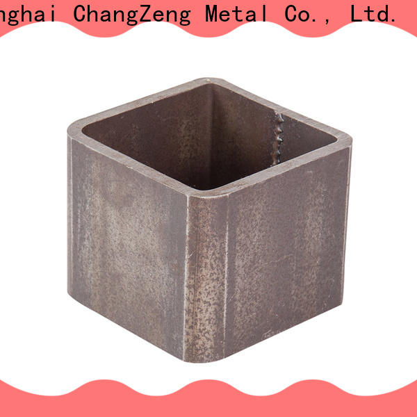 ChangZeng Custom 12 inch steel pipe price Suppliers for channel
