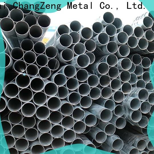 ChangZeng 10 inch metal pipe for business for channel