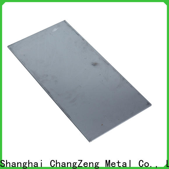 ChangZeng large sheet of galvanized steel Supply for industrial